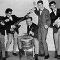 THE TORERO'S 1962 vlnr: Martin Bijlard - Jan Hollestelle - Rudy Kleijn - Peter Welch - Hans Hollestelle