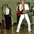 Johnny & The Rollers, Buurthuis Kalsdonk, Roosendaal 1978