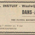 THE FLYING ROCKETS: Echo van het Zuiden 6 oktober 1961