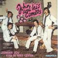 John & his Comets (ca. 1980) met Cees van de Leur (links zittend)