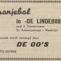 DE OO'S: Echo van het Zuiden 29 april 1966