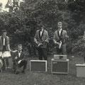 Paul Hurricane & The Hurricane Rollers - In park Reeburg te Vught 1963
