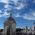 The cemetary of Granada