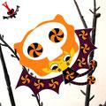 Duendelfos halloweeneros