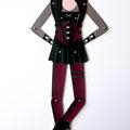 """Esta es la guapísima y divertida Kenzi, interpretada por Ksenia Solo, de la serie """"Lost girl""""."""