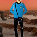 "Un homenaje a mi amado Spock de la genial ""Star Trek"" interpretado por Leonard Nimoy."