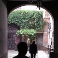 Verona: der Balkon der Julia