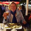 Köln am Abend: ein Kölsch muss sein