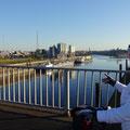 2. Tag: Wir überqueren die Ruhr