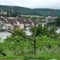 Wir erreichen Rheinfelden