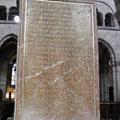Basel: Grab des Erasmus von Rotterdam