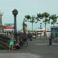 Konstanz: Hafen mit Statue der Imperia