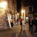 Sirmione am Gardasee am Abend