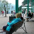 Am Gardasee in Riva: Ein Schiff wird kommen ...