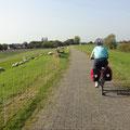 Auf dem Weg nach Holland