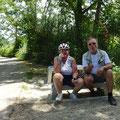 Unterwegs auf der Parenzana nach Piran