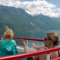 Überfahrt nach Sirmione am Gardasee