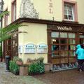 """Bad Säckingen: Mittagspause im """"Walfisch"""""""