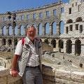 Pula - Colosseum