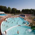 piscine de Villefranche de Lauragais près des Gites des Camparros à Nailloux