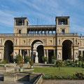 Potsdam. Orangerie Schloss Sanssouci
