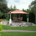 Terrassenbau/-sanierung