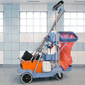 Gebäudereinigung und Reinigungsdienste