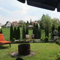 Grünanlagen- und Gartenpflege