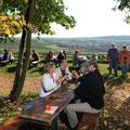 Weinrast mit Weitblick Mölsheim