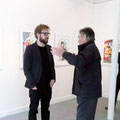 Exposición individual Raúl Herrera. Galerie Lina Davidov.