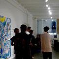 Exposición individual Raúl Herrera. Imaginart Gallery. Barcelona.