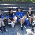 TSG Fußball Frauen + Trainer