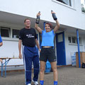 2. Platz Damen FFC Walküren