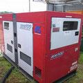 リース用の発電機ですが、自家用構内に設置して使用する場合は発電所扱いになります