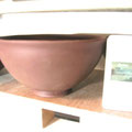 秋〜冬にむけて新作を製作中。土も釉薬も今まで使った事のないものを使用します。