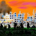 Flüchtlinge 2015 (Video: melody in change bei YT)
