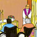 Gottesdienst im Pflegeheim 2014