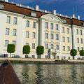 Schlossköpenick-mit dem Kanu erkunden