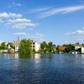 Köpenicker Kietz-Blick vom Wasser