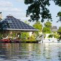 Solarboot-Pavillon Köpenick