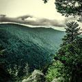 Hinterwaldkopf vom Piketfelsen