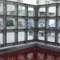 Staatsbesuch (20. - 21.06.2006) - Menschenrechtsbrunnen, Linz