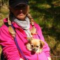 Die Känguru Mama auf Usedom