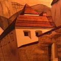 """Rivergaro: Mostra spazio permanente """"Percorsi diversi"""" del  Centro di Lettura   """" INTARSIO """"  di Alchieri Gianluigi, Bertani Valerio, Civardi Francesco, Montani Fabrizio  dal 27 aprile al 17 maggio"""