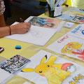 """gli """"Artigiani Creativi"""" di ArTre  a Bobbio 16 agosto BOBBIO:  ARTIGIANI IN PIAZZA esposizione e laboratori"""
