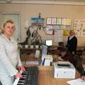 Вчитель музики Олійник І. В.