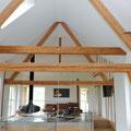 Strebel Holzbau Umbaukonzept altes Bauernhaus Raumteilung