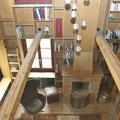 Strebel Holzbau Umbaukonzept altes Bauernhaus Übersicht Wohnraum