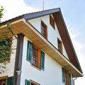 Strebel Holzbau Umbaukonzept altes Bauernhaus Aussenansicht