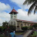 El Rama - Parque Zentral mit Kirche